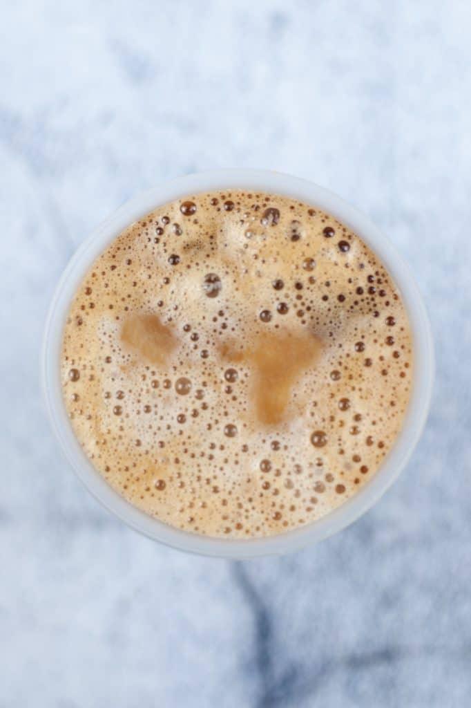 easy copycat Starbucks shaken espresso recipe