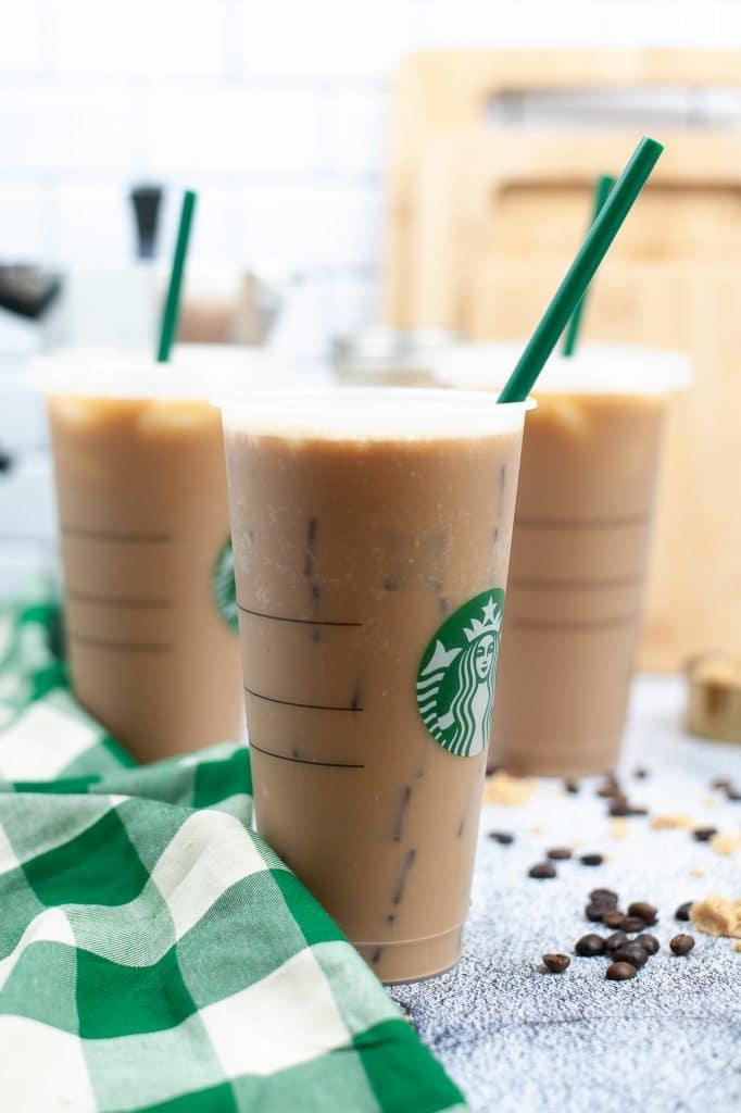 How to make Starbucks shaken espresso at home (8)