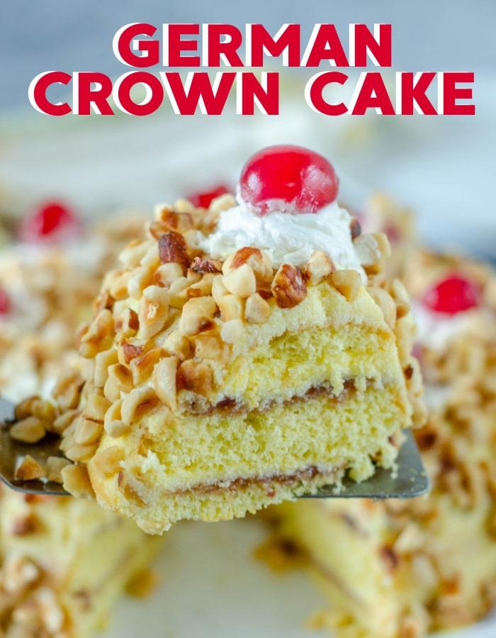 German Crown Cake