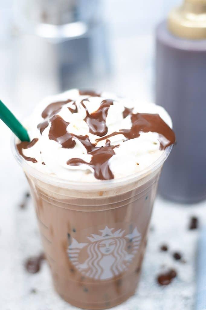 Starbucks Iced Mocha