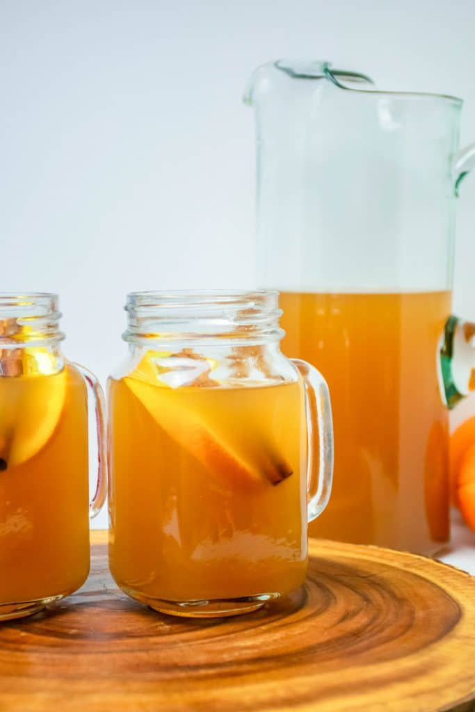 Pressure cooker apple cider recipe
