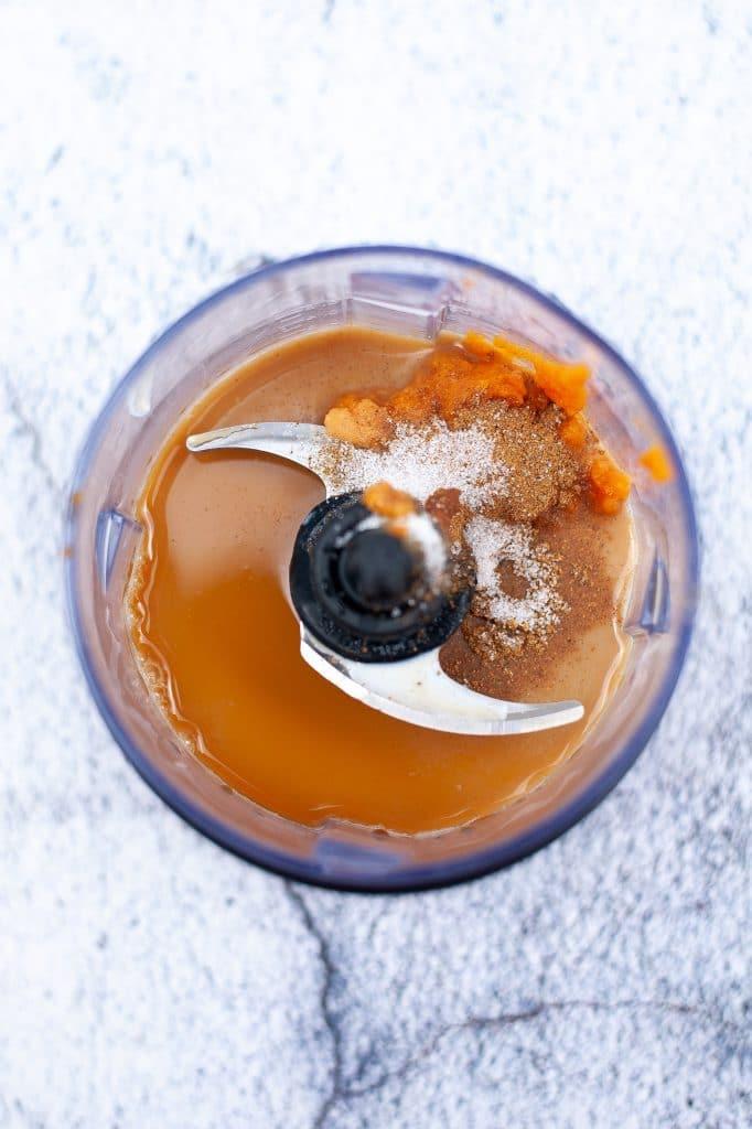 starbies pumpkin spice frap